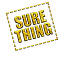 Sure Thing Logo